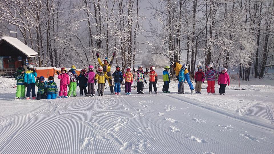 Alpski smučarski klub Kranjska Gora - alpska šola